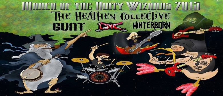 March of the Dirty Wizards