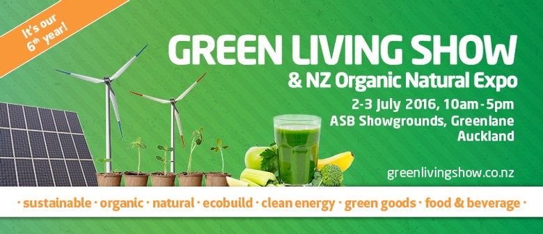 Green Living Show 2016