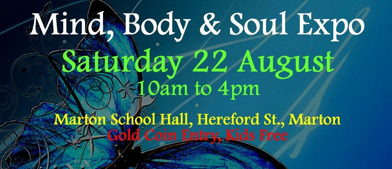 Mind, Body & Soul Expo - Cancelled