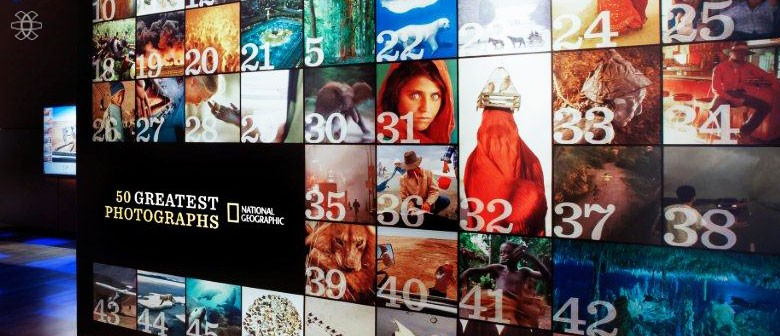 National Geographic Presents: 50 Greatest Photographs