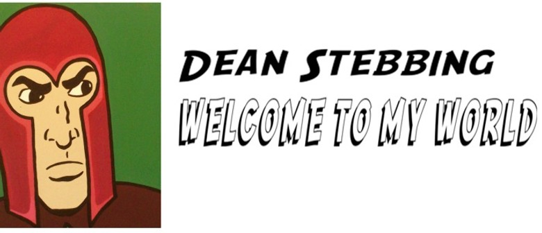 Dean Stebbing - Welcome to My World