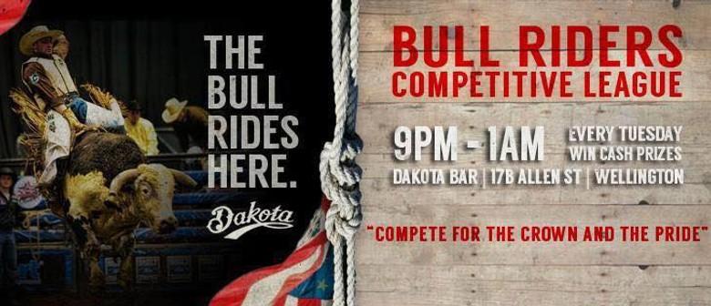 The Dakota All Comers Bull Riding League