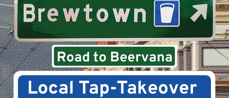Brewtown: Local Tap-Takeover RTB2015
