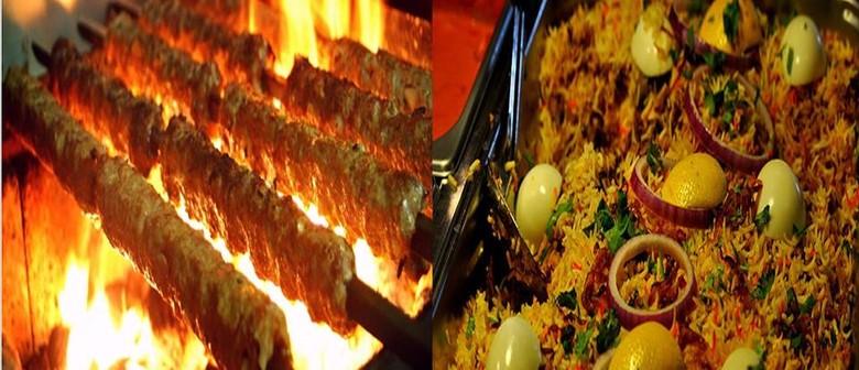 Kebab & Biryani food festival
