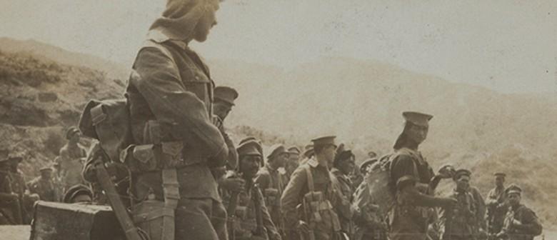 Chunuk Bair 100 Years On