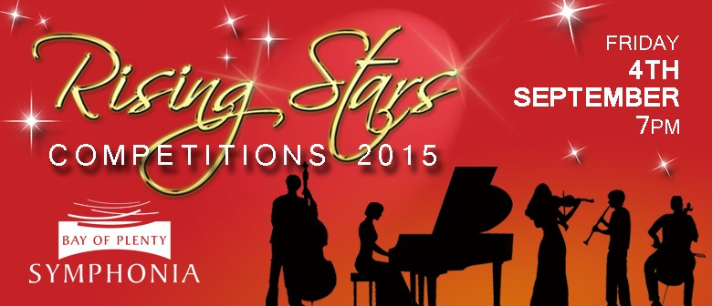 Rising Stars Competitions - Bay of Plenty Symphonia