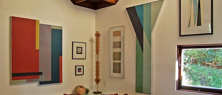Modernism Meets Tane Mahuta - Paintings by Roy Good