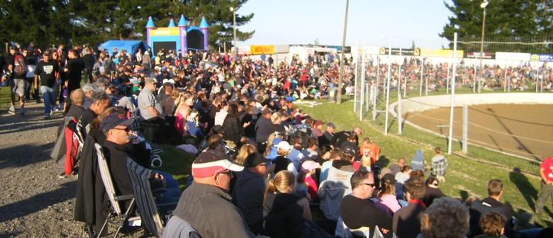 AmPro Tools Woodford Glen Speedway Opening Night
