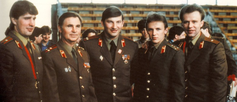 NZIFF - Red Army