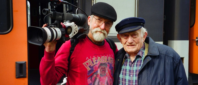 NZIFF - How to Smell A Rose: A Visit with Ricky Leacock...