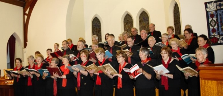 Glimpses Around the Globe - Mid Canterbury Choir Concert