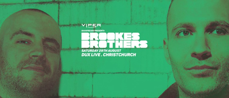 Bassfreaks Presents Brookes Brothers