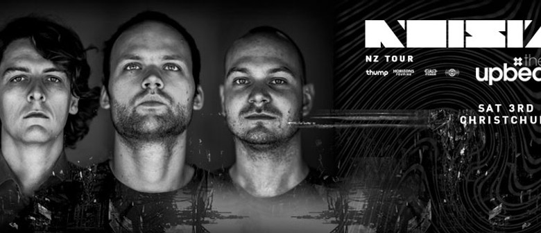 Noisia with Special Guests The Upbeats & Dose