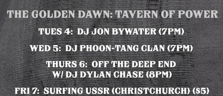 DJ Jon Bywater