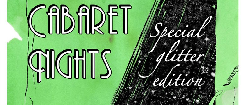Silver Circle Cabaret Nights Special Glitter Edition