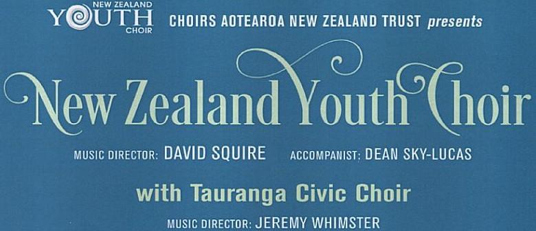 New Zealand Youth Choir with Tauranga Civic Choir