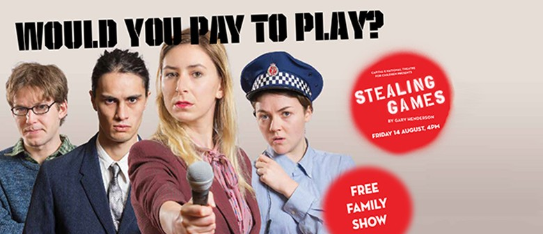 Stealing Games - Capital E National Theatre for Children