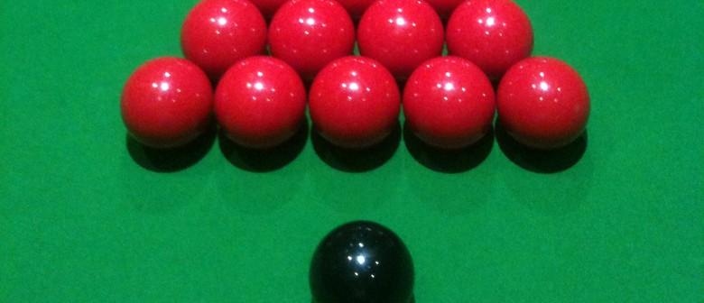 Bay of Plenty `B' Grade Snooker