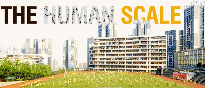 Outdoor Documentary Night: The Human Scale