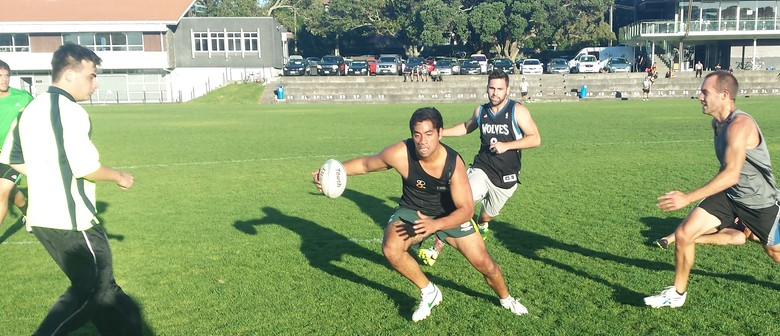 Normanby Touch Rugby Auckland Grammar