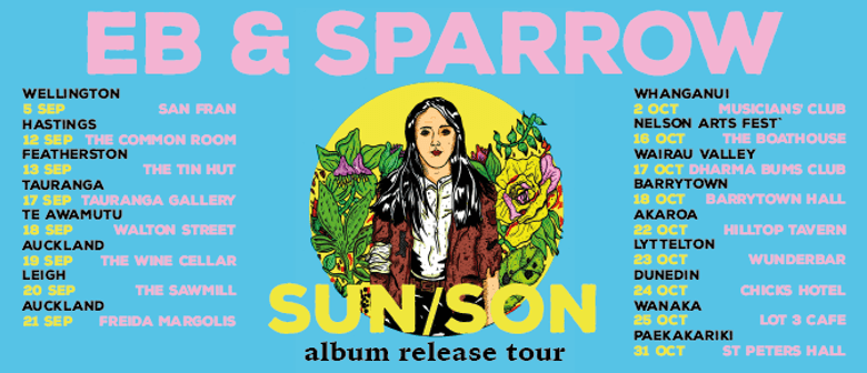 Eb and Sparrow Sun/Son Album Release Tour