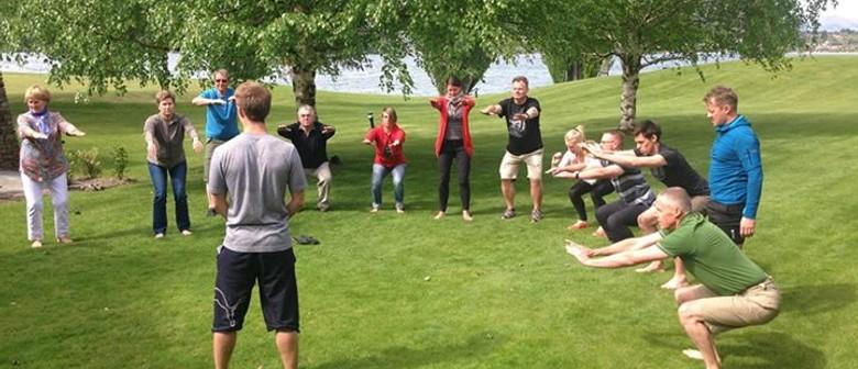 Ancestral Fitness Workshop