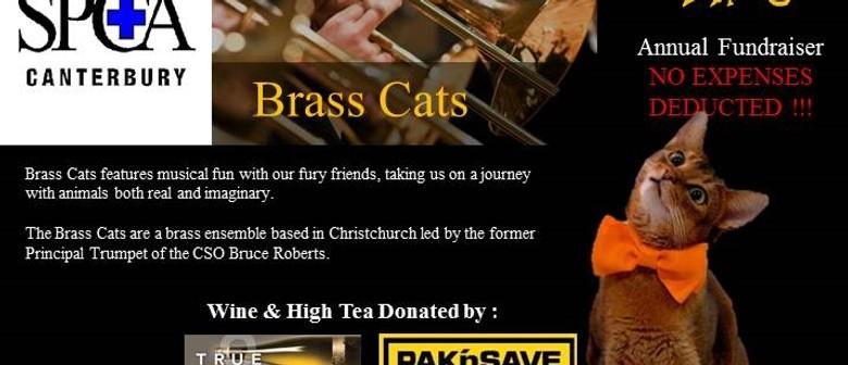 Brass Cats