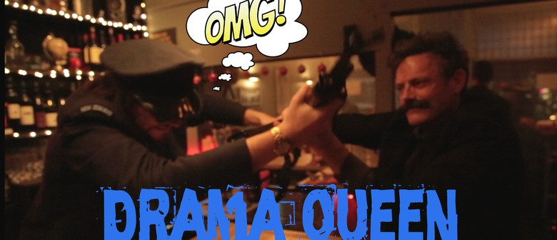 Drama Queen Release Party