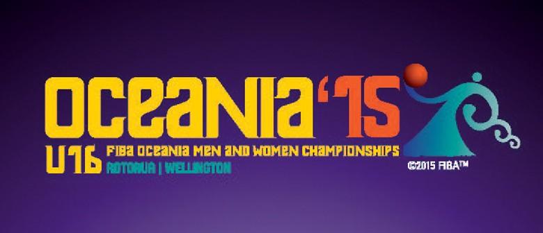 FIBA U16 Oceania Championships for Women 2015