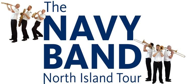 Royal New Zealand Navy Band On Tour