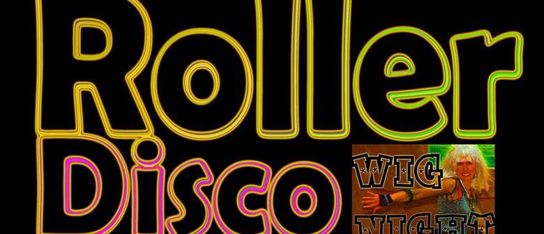 Big Hair Roller Disco