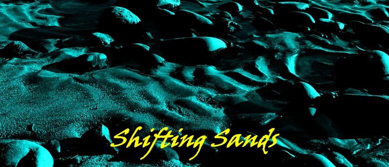 Del Thomas – Shifting Sands CD Launch