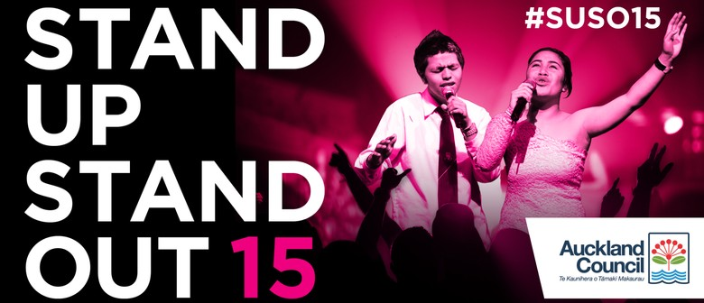 Stand Up Stand Out Finals Night