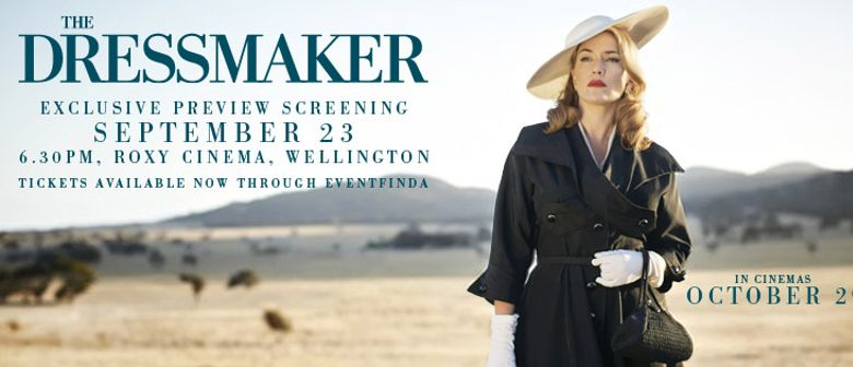 The Dressmaker Exclusive Preview Screening