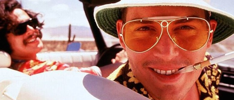 Outdoor Movie Night : Fear & Loathing in Las Vegas (R18)