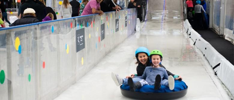 Harcourts Outdoor Ice Rink   Ice Slide - Rotorua - Eventfinda.   aaf80683cde