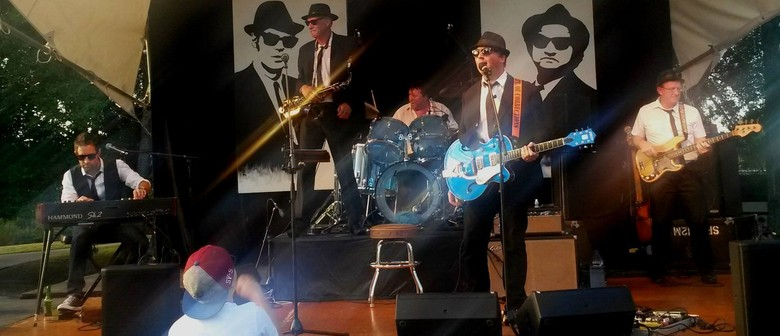 NZ Blues Brothers Tribute Show: POSTPONED