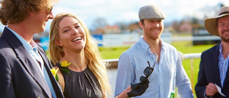 Bostock NZ - Makfi Challenge Stakes Daffodil Raceday