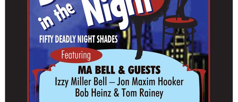 The Pop-Up Concert Series Presents  Blues In The Night
