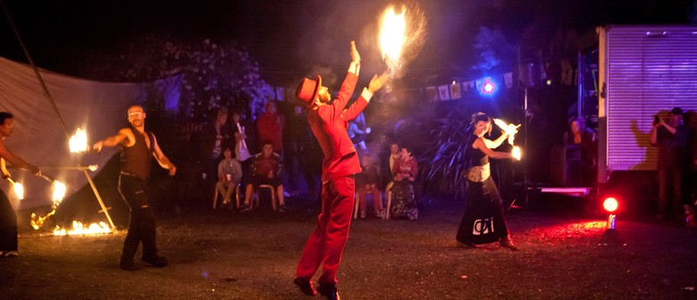Quarry Nights - Festival of Light and Art