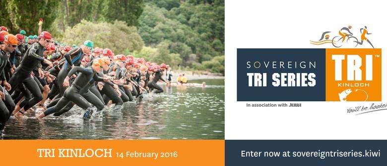 Sovereign Tri Series - Tri Kinloch
