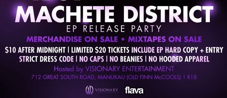 Machete EP Release Party