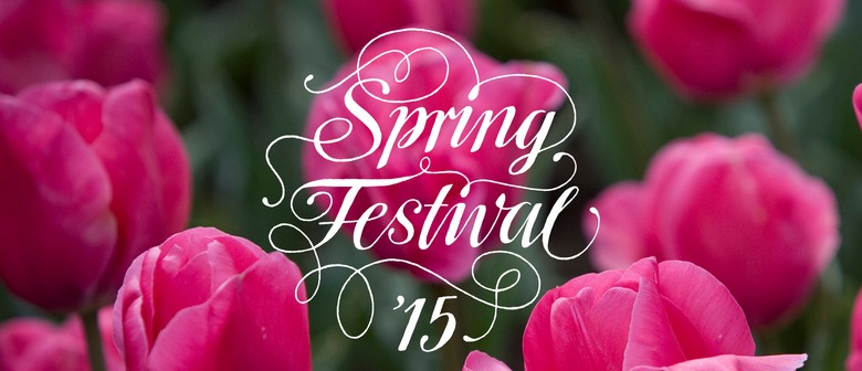 Growing Secrets – Spring Festival 2015