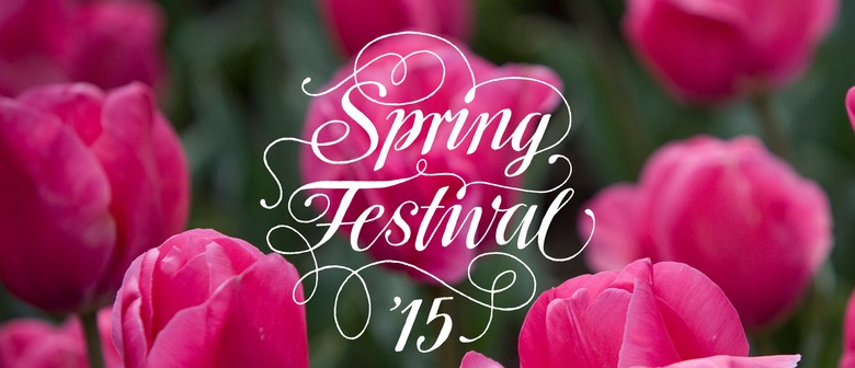 Flowers Close-up – Spring Festival 2015