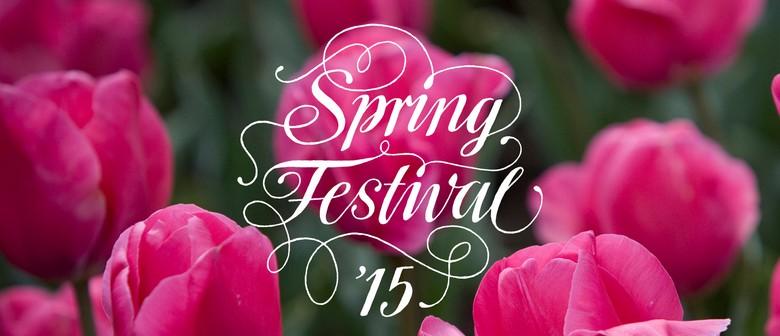 Parliament's Art and High Tea – Spring Festival 2015