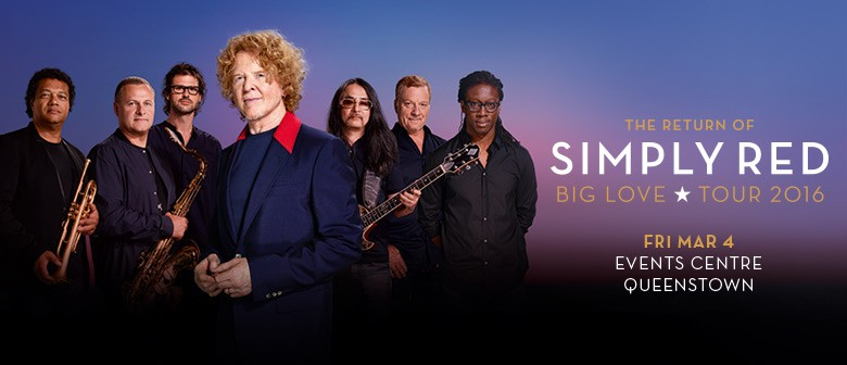 The Return of Simply Red: Big Love Tour