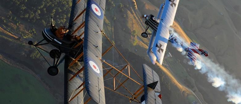 'Joyeux Noel'  WWI Air Show