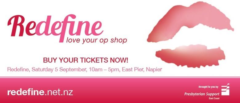 Redefine - Love Your Op Shop