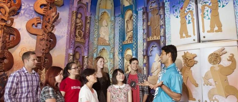 NZ Chinese Language Week - Mandarin Tours At Te Papa