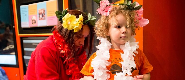 StoryPlace programme: Celebrating Pasifika